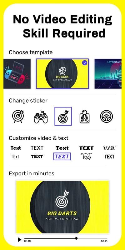 Intro Maker Outro Maker mod free