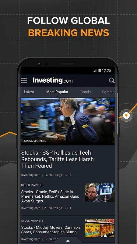 Investing.com mod free