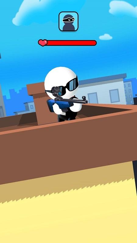 Johnny Trigger Sniper mod download