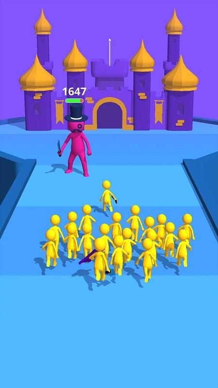 Join Clash 3D mod