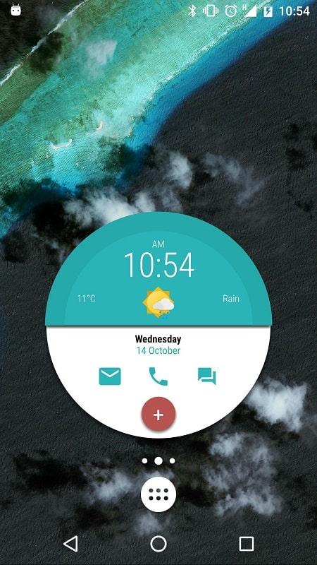 KWGT Kustom Widget Maker mod free