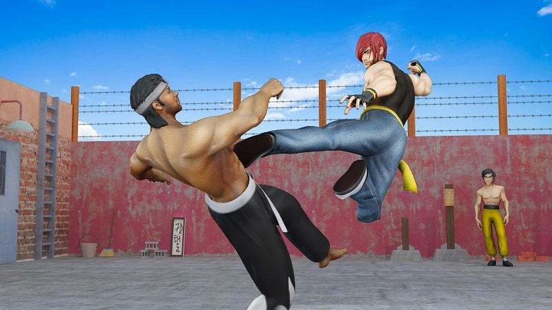 Karate-Fighting-mod-apk