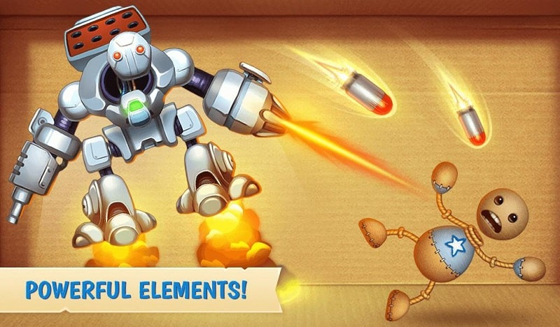 Kick The Buddy Remastered mod android