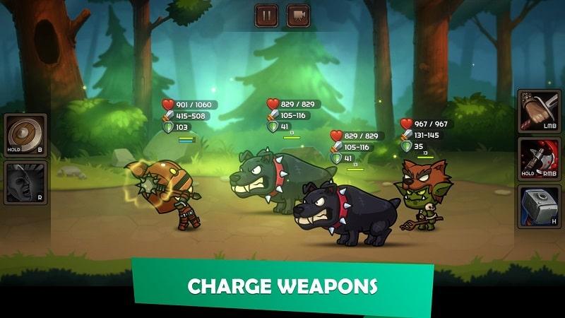 Kinda Heroes mod apk free
