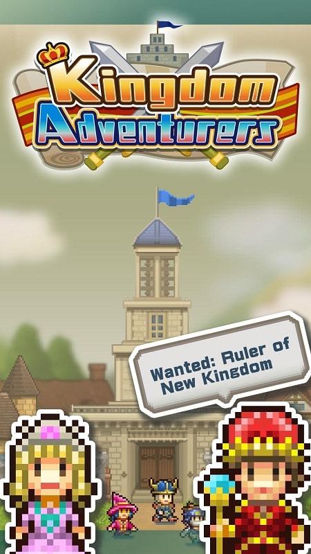 Kingdom Adventurers free