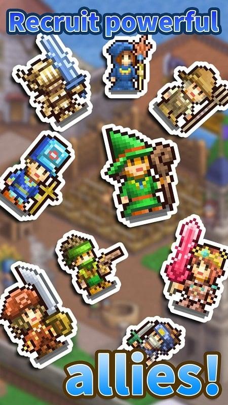 Kingdom Adventurers mod apk free