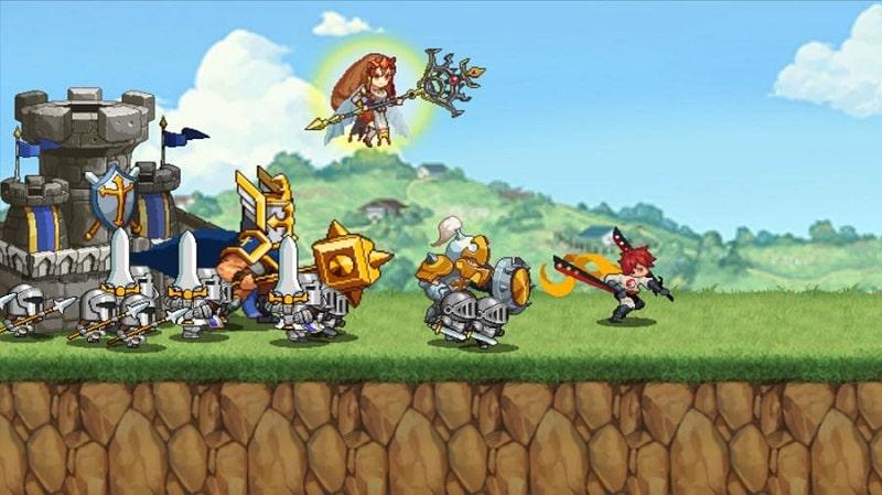 Kingdom Wars mod android