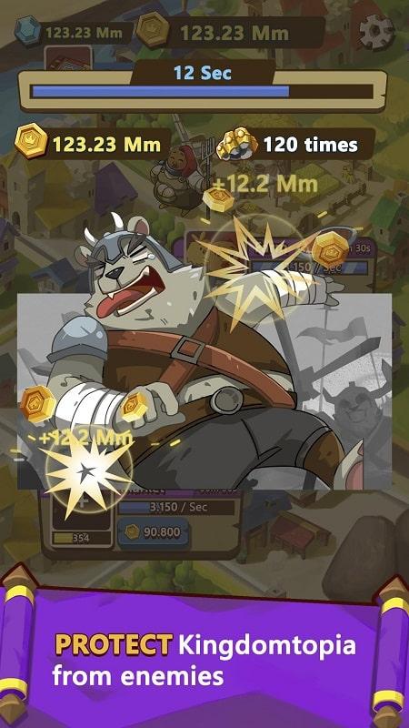 Kingdomtopia mod apk