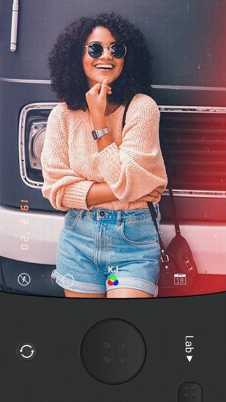 Kuji Cam mod