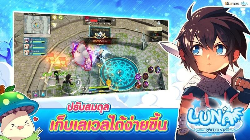 LUNA M Sword Master mod apk free