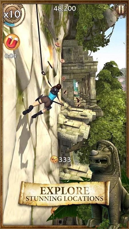 Lara Croft Relic Run mod free