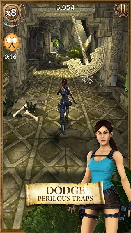 Lara Croft Relic Run mod