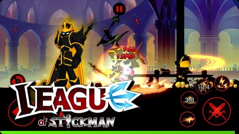 League-of-Stickman-mod