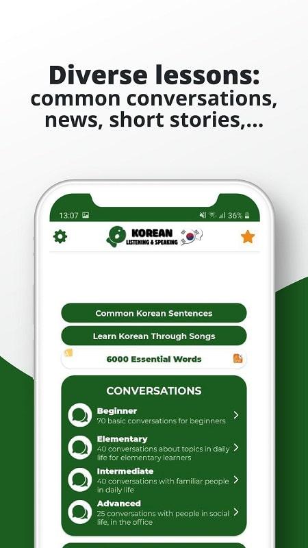 Learn Korean mod apk
