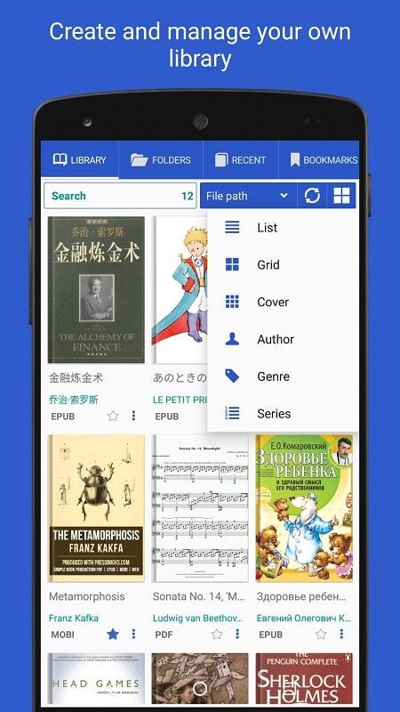 Librera PRO mod