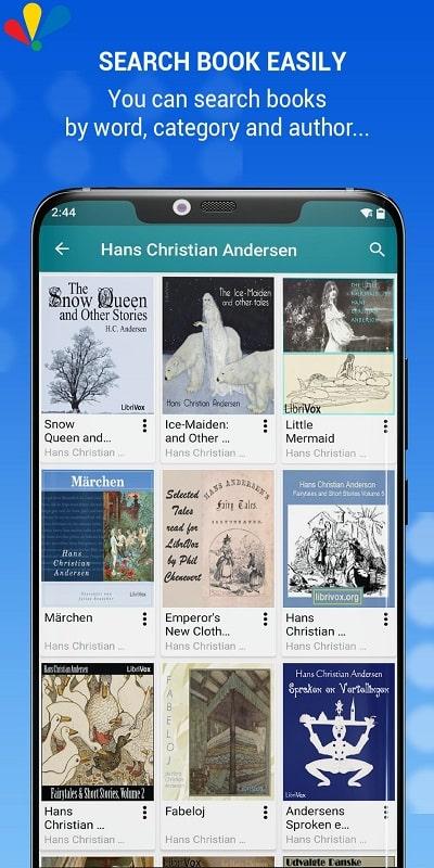 LibriVox-AudioBooks-mod-android