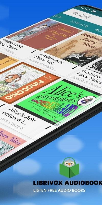 LibriVox-AudioBooks-mod-apk