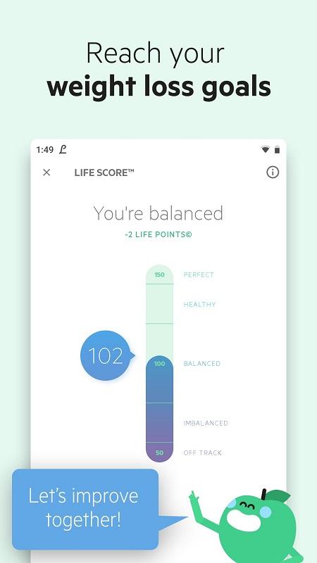Lifesum mod android