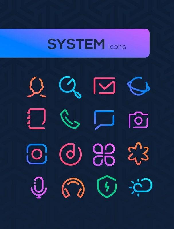 Linebit-Icon-Pack-mod-apk