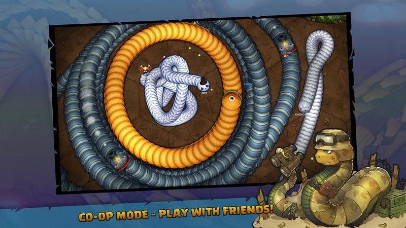 Little Big Snake mod download