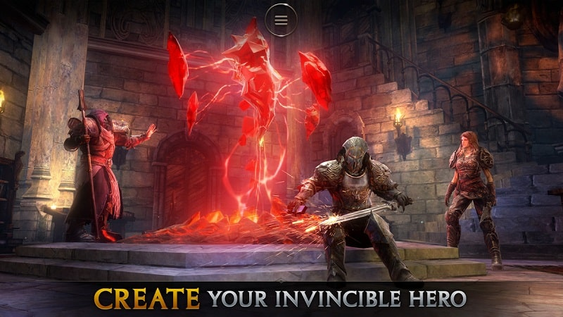 Lords of the Fallen mod apk free