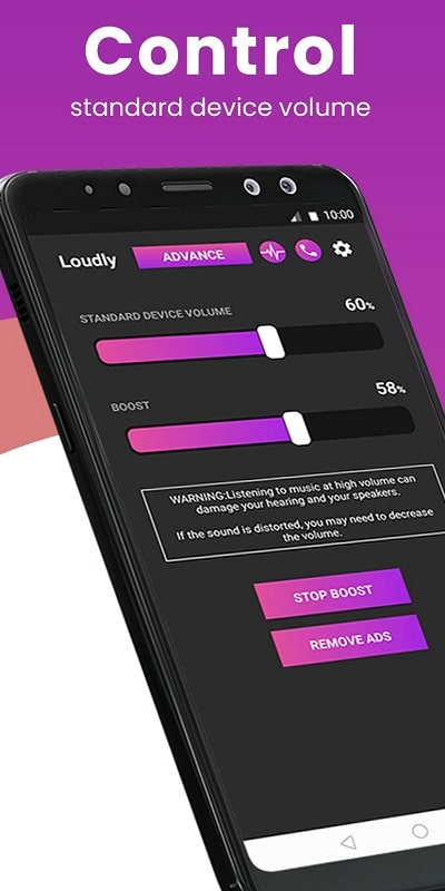 Loudly-mod-android