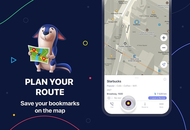 MAPS.ME-mod-android