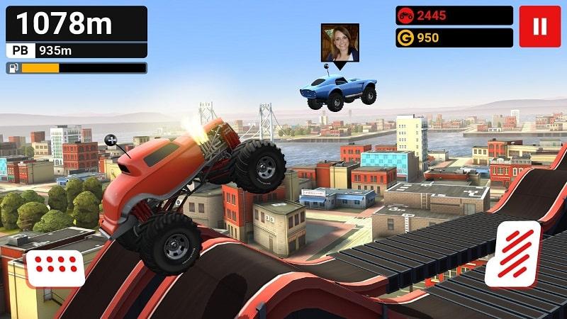 MMX Hill Dash mod