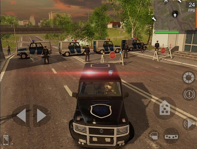 MadOut2-BigCityOnline-mod-android
