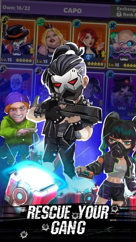 Mafia Inc mod android