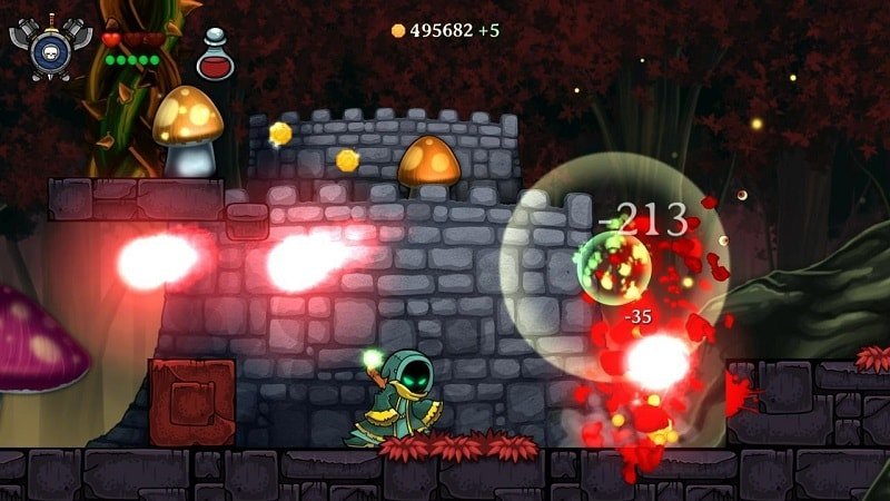 Magic Rampage mod android