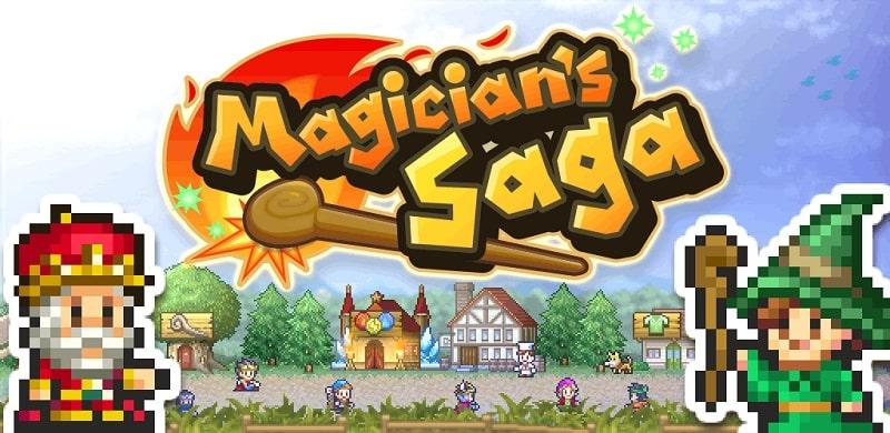 Magicians-Saga