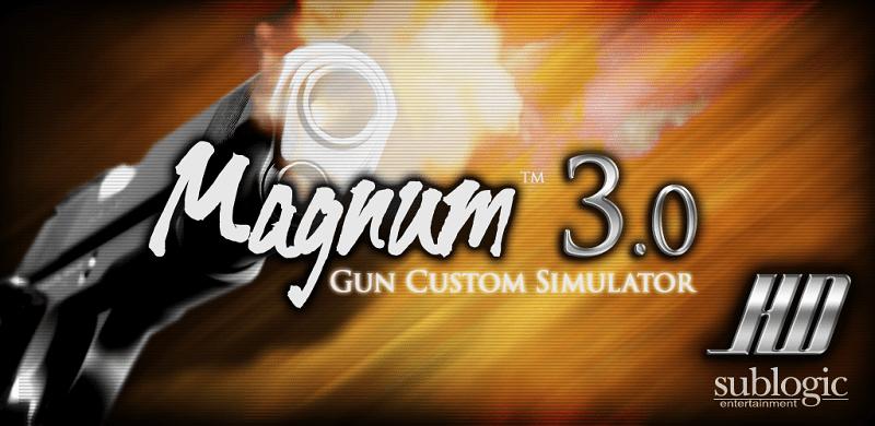 Magnum-3.0-Gun-Custom-Simulator