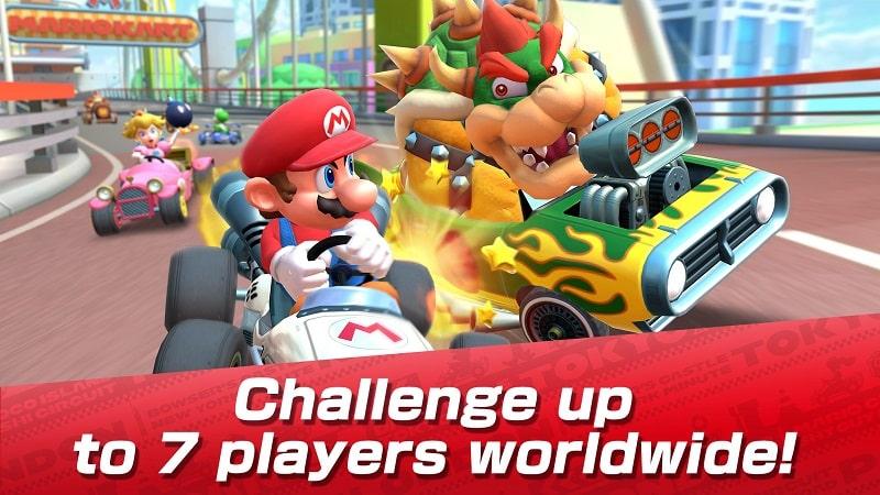 Mario Kart Tour mod free
