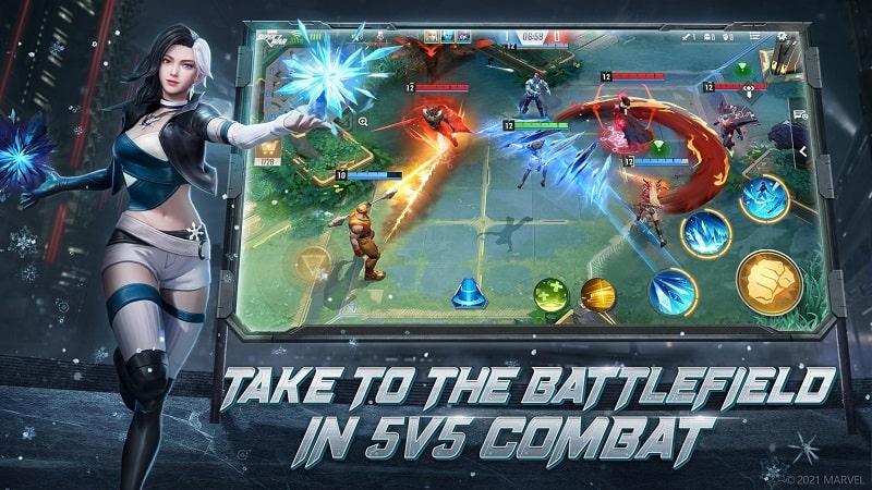 Marvel-Super-War-mod-apk