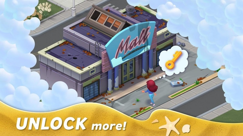 Match Town Makeover mod free android