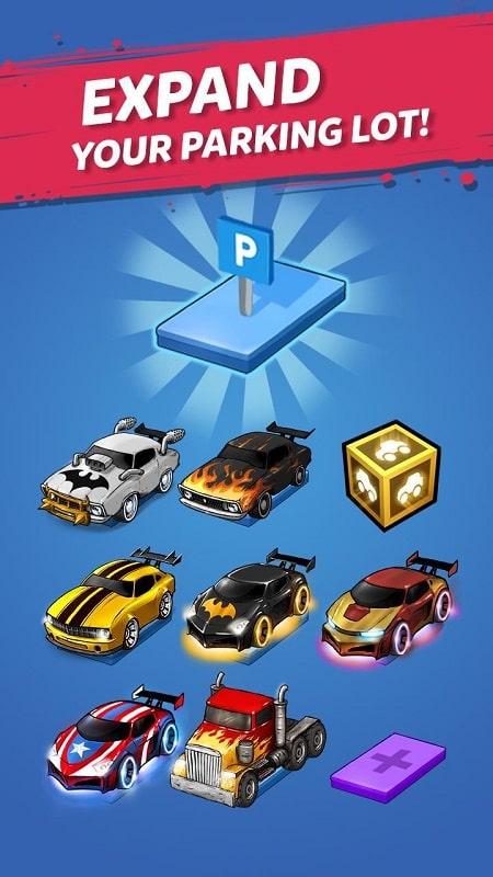 Merge Battle Car mod download
