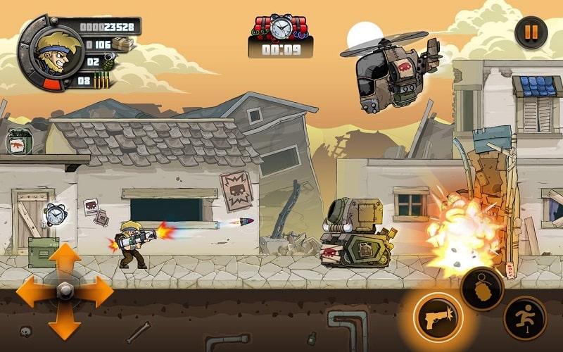 Metal Soldiers 2 mod download
