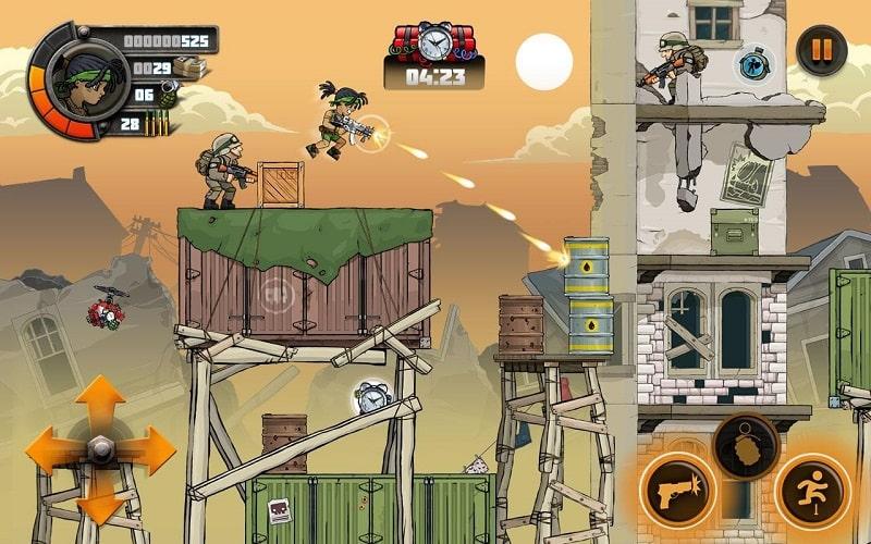 Metal Soldiers 2 mod