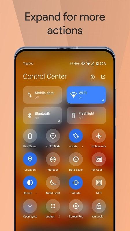 Mi Control Center mod android