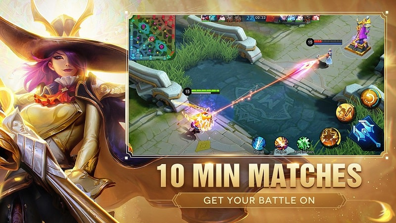 Mobile Legends mod android