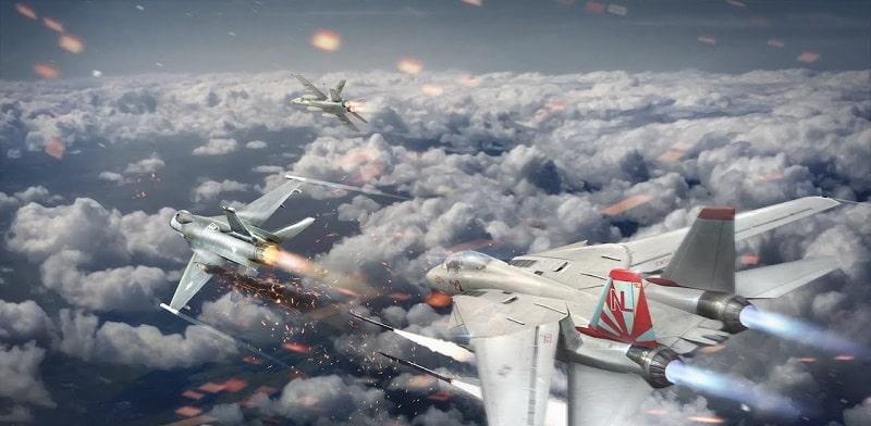 Modern-Warplanes