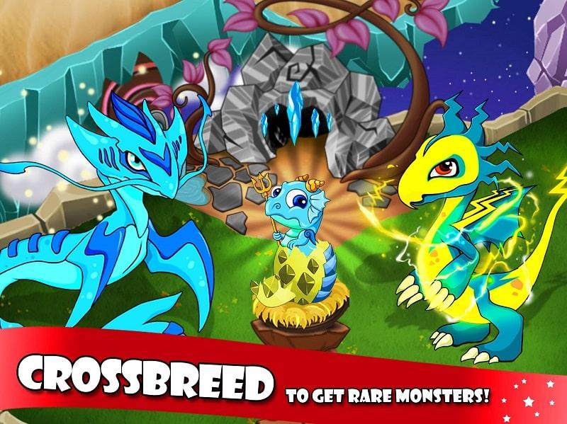 Monster City mod apk free
