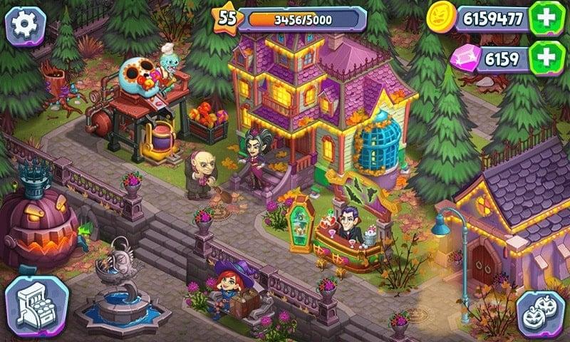 Monster Farm mod download