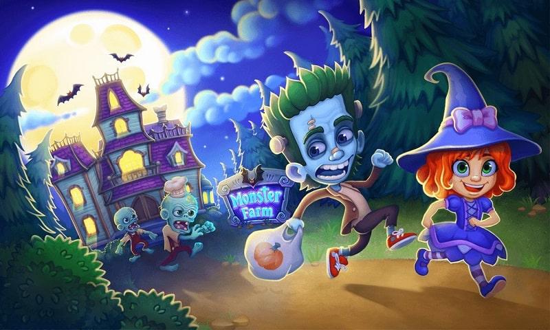 Monster Farm mod mod android