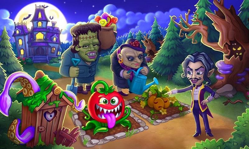 Monster Farm mod mod free