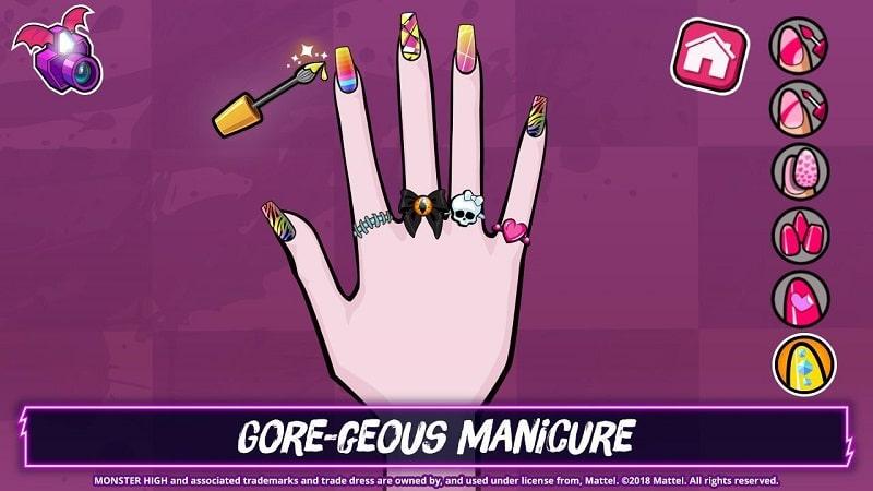 Monster High Beauty Shop mod