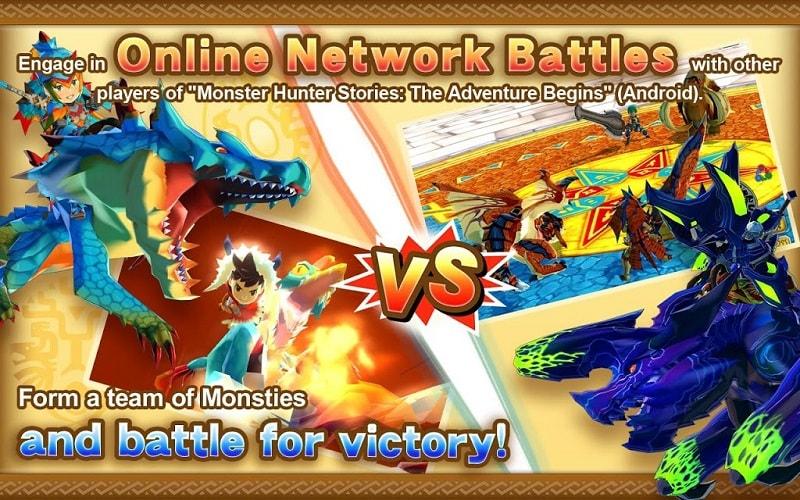 Monster Hunter Stories mod download