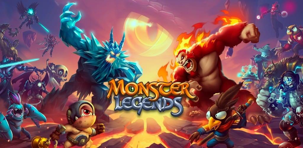 Monster-Legends