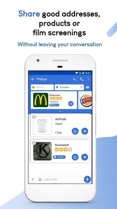 Mood Messenger mod android